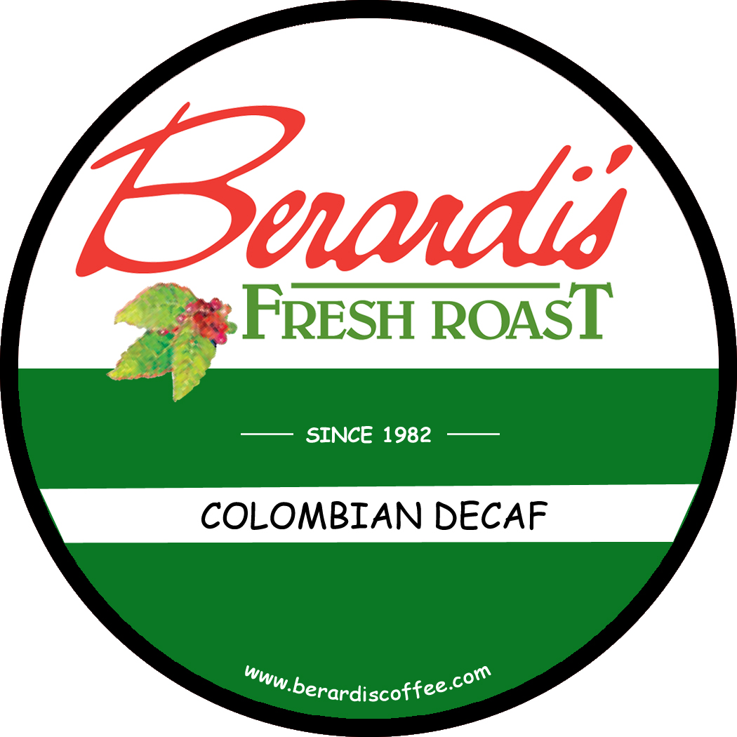 Colombian Decaf Single Serve Cups