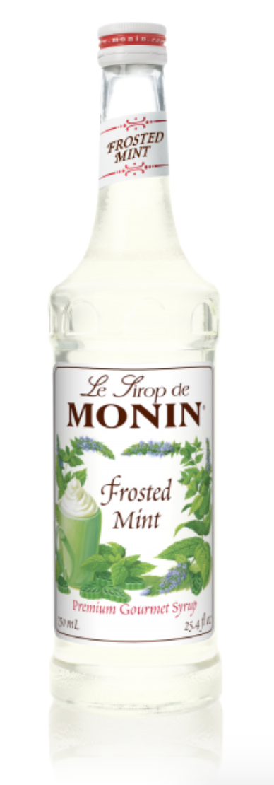 Frosted Mint Monin Syrup