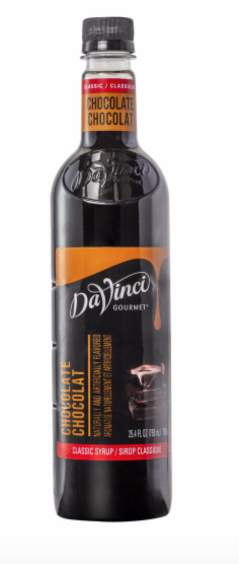 Chocolate DaVinci 750ml