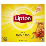 Black Tea Lipton 100ct.