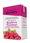 Premium Raspberry Fruit Smoothie Mix Monin