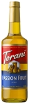 Passion Fruit Torani Syrup