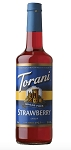 Sugar Free Strawberry Torani Syrup
