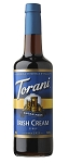 Sugar Free Irish Cream Torani Syrup