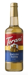 English Toffee Torani Syrup
