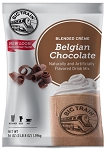 Belgian Chocolate  Blended Ice Non- Coffee Big Train 3.5 lbs.
