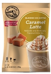 Caramel Latte Blended Iced Coffee Big Train 3.5 lbs.