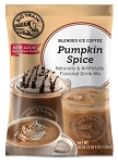 Pumpkin Spice Blended Iced Coffee Big Train 3.5 lbs.