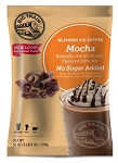 Mocha No Sugar Added Blended Iced Coffee Big Train 3.5 lbs.