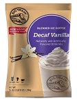 Decaf Vanilla Blended Iced Coffee Big Train 3.5 lbs.