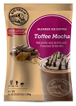 Toffee Mocha Blended Iced Coffee Big Train 3.5 lbs.
