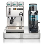 SILVIA ESPRESSO MACHINE AND ROCKY GRINDERS