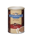 Double Chocolate Ghirardelli 16 oz. Can
