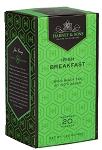 Irish Breakfast Tea 20ct. Harney & Sons