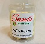 White Chocolate Covered Espresso Beans 8ct.