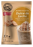 Dulce De Leche Blended Iced Coffee Big Train 3.5 lbs.