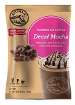 Decaf Mocha Blended Iced Coffee Big Train 3.5 lbs.