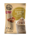 Caramel Lite Blended Iced Coffee Big Train 3.5 lbs.