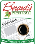 Berardi's Daily Brew Decaffeinated