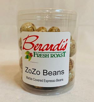 Marbled Chocolate Covered Espresso Beans 8ct.